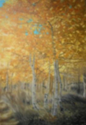 Markus Boesch - Die Scheuen Menschen 170 cm x 115 cm Oil on Canvas