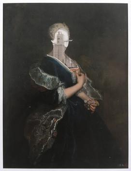 Collage 13.5 cm x 18 cm