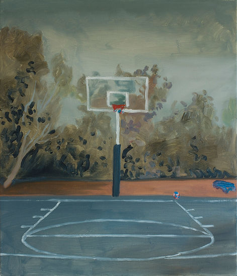 Markus Boesch / Basketball Court