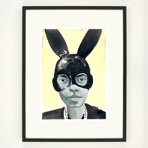 Bugs Bunny | Digitaldruck 30 x 40 cm