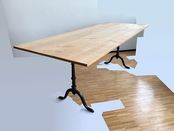 DINING TABLE 2012 Markus Boesch Bösch Art Kunst Maler Painter Paintings Artist Furniture design