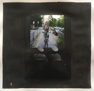 Collage 21,4 cm x 22 cm