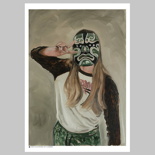 Portrait #2 | Art Poster