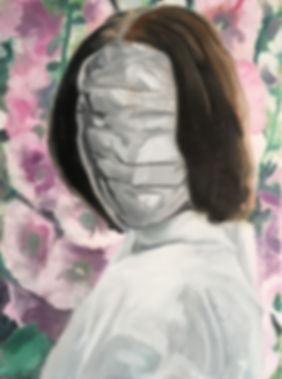 Markus Boesch - The Return of Whatever 33 cm x 45 cm Oil on Canvas