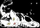 Moody Cat Gefühlskarten für Lerngespräche und Lerncoaching Markus Boesch Cornelia Mueller Boesch Kunst Kinder Kommunikation Gefühle SOCIAL ILLUSTRATION Katzen Kinder Menschen Logo