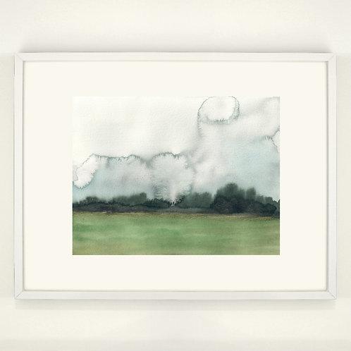 Landscape |  Digitaldruck 30 x 40 cm