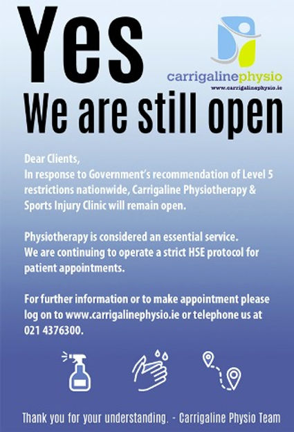 Physiotherapy Cork
