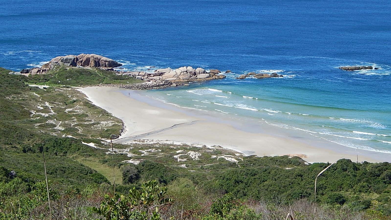 Praia da Galheta...
