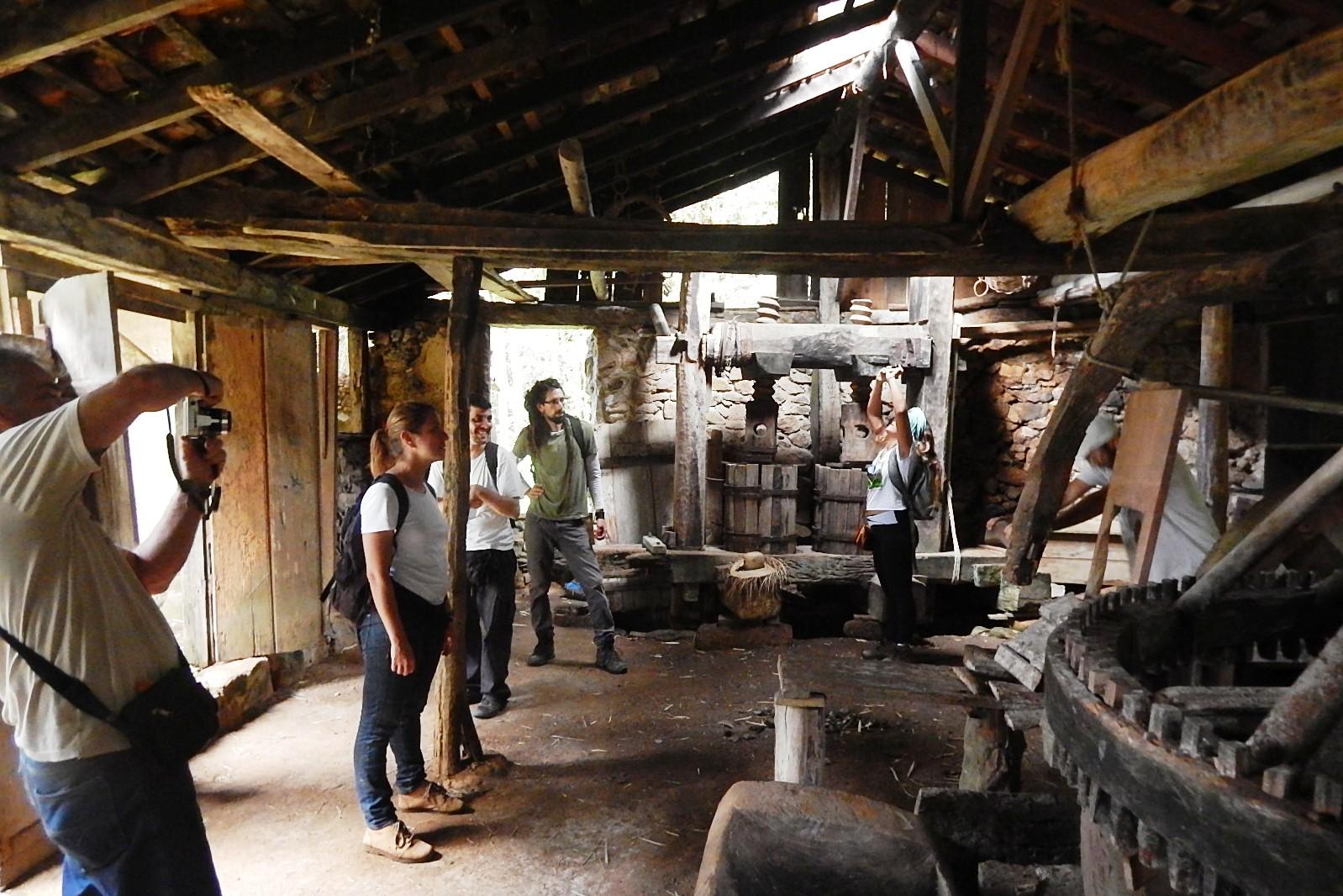 antigo engenho de farinha