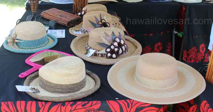 straw hats with custom hat bands