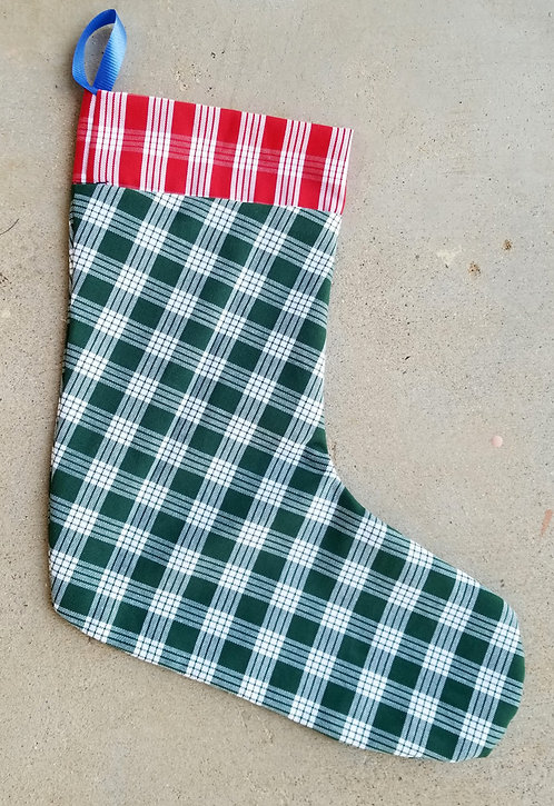 Palaka Christmas Stockings