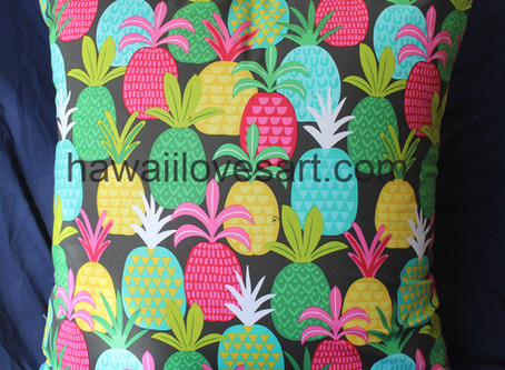 Pineapples are back in Honolulu