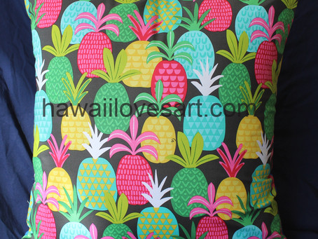 Pineapples are back in Honolulu