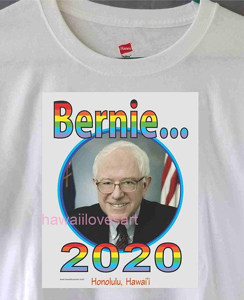 Bernie 2020 shirts