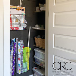 A FUNCTIONAL Office Closet | ORC Week 2