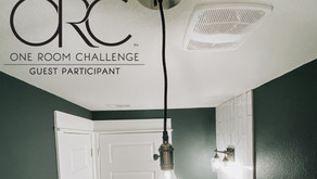 Glow Up | One Room Challenge | Week 4