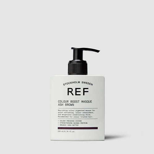 REF Colour Boost Masque- Ash Brown 6.76 fl oz