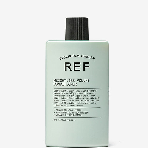 REF  Stockholm Weightless Volume Conditioner- 8.28 oz