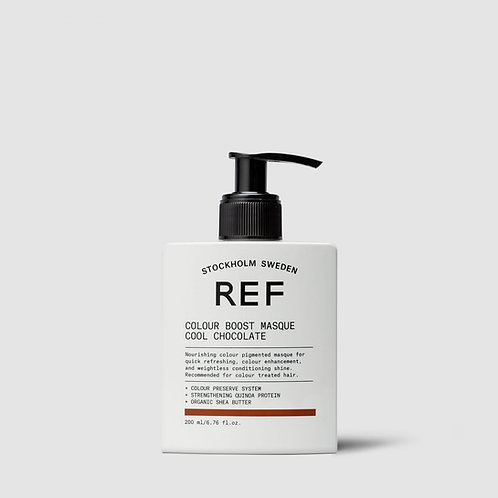 REF Colour Boost Masque- Cool Chocolate  6.76 fl oz