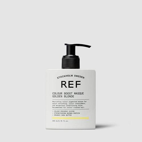 REF Colour Boost Masque- Golden Blonde 6.76 fl oz