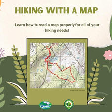 Hiking with a Map