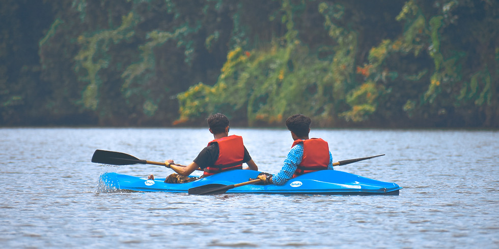 Adventures in Conservation: Canoeing and Kayaking at Bald Eagle State Park