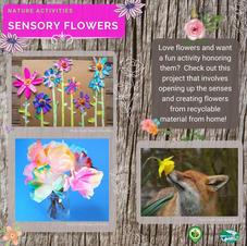 Sensory Flowers