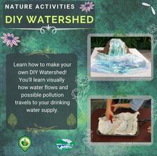 DIY Watershed