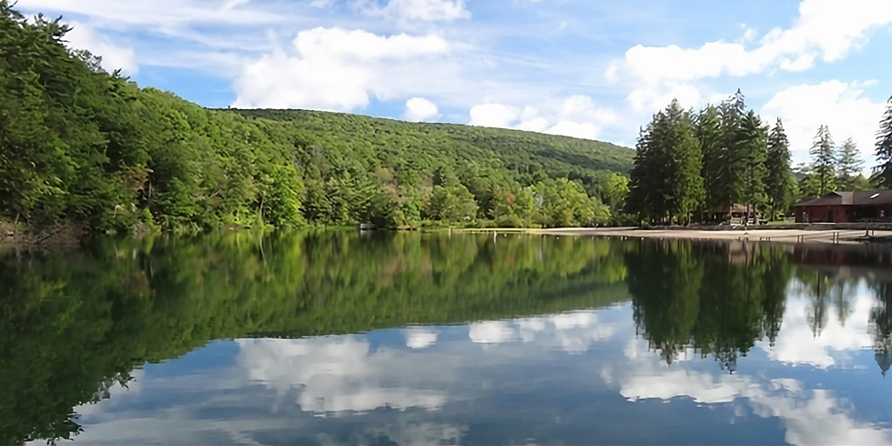 Centred Outdoors: Greenword Furnace State Park