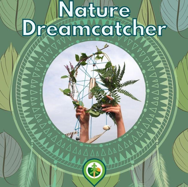 Natural Dreamcatcher