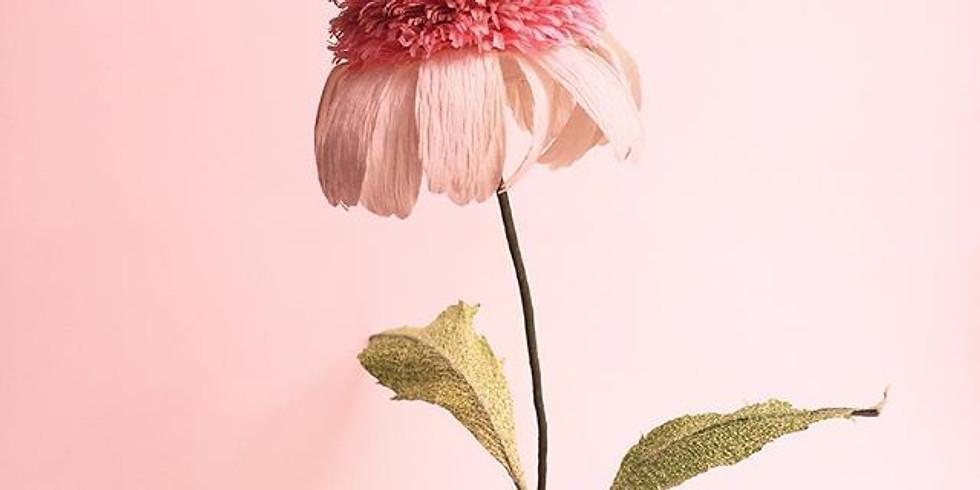 Crepe Flower Workshop