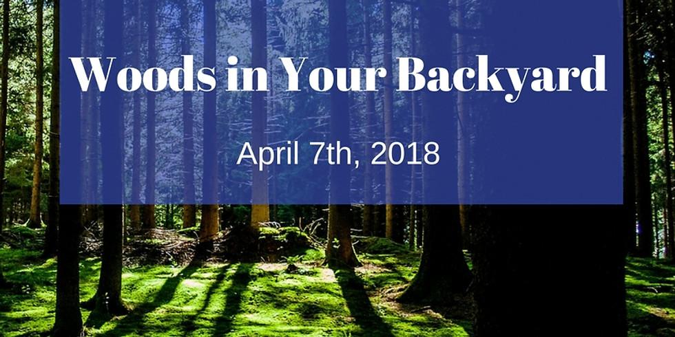 Woods in Your Backyard Workshop
