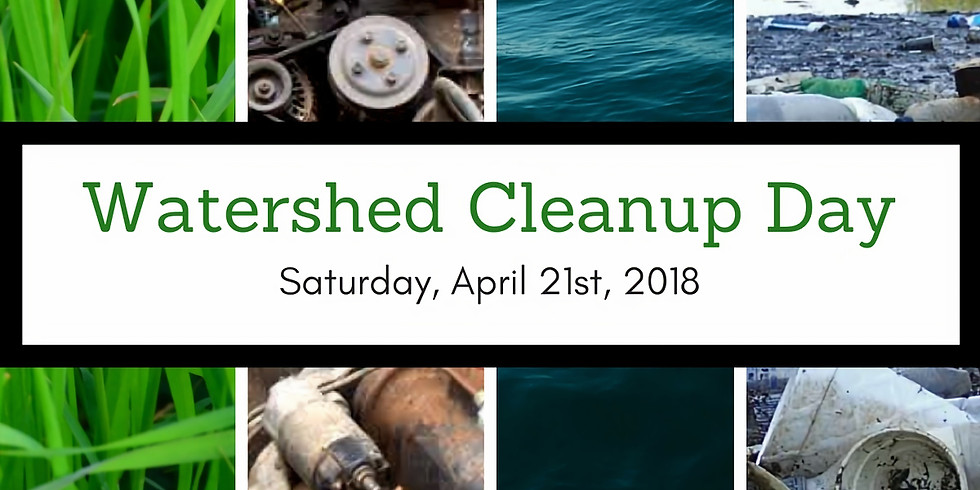 Watershed CleanUp Day