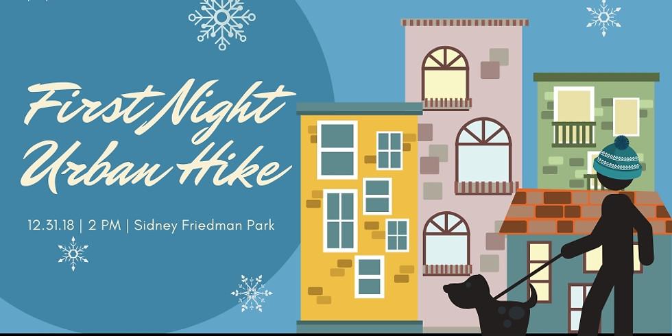 First Night Urban Hike