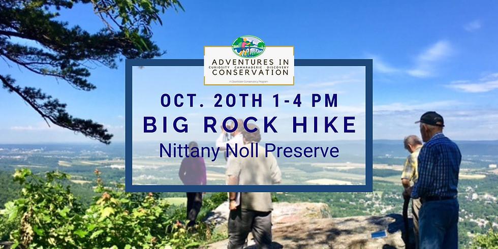 AIC Big Rock Hike