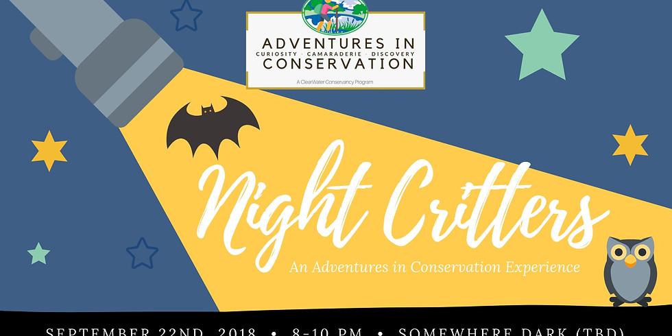 Night Critters - AIC