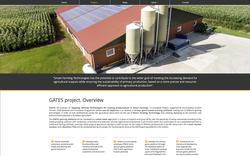 diseño web: Gates Project 4
