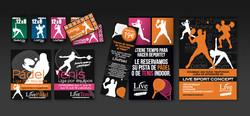 Mat. promocional Live Sport Concept