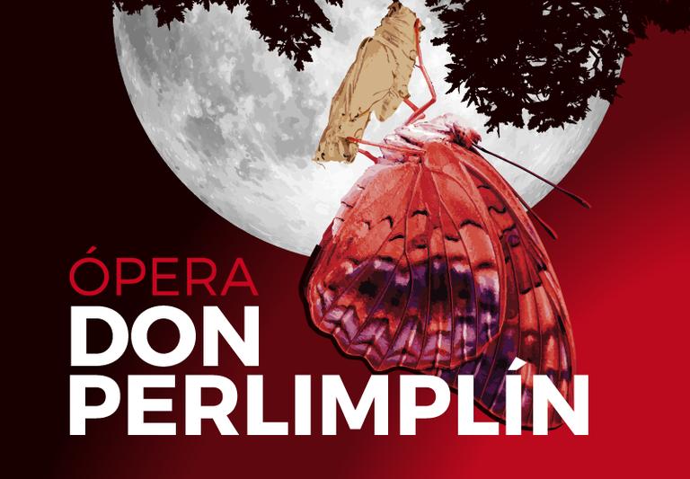 """OCN presenta la imagen para """"Don Perlimplín"""", su último estreno."""