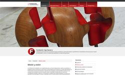 Web. FundacionCajaNavarra