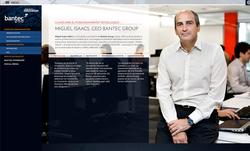 diseño web: Bantec Group