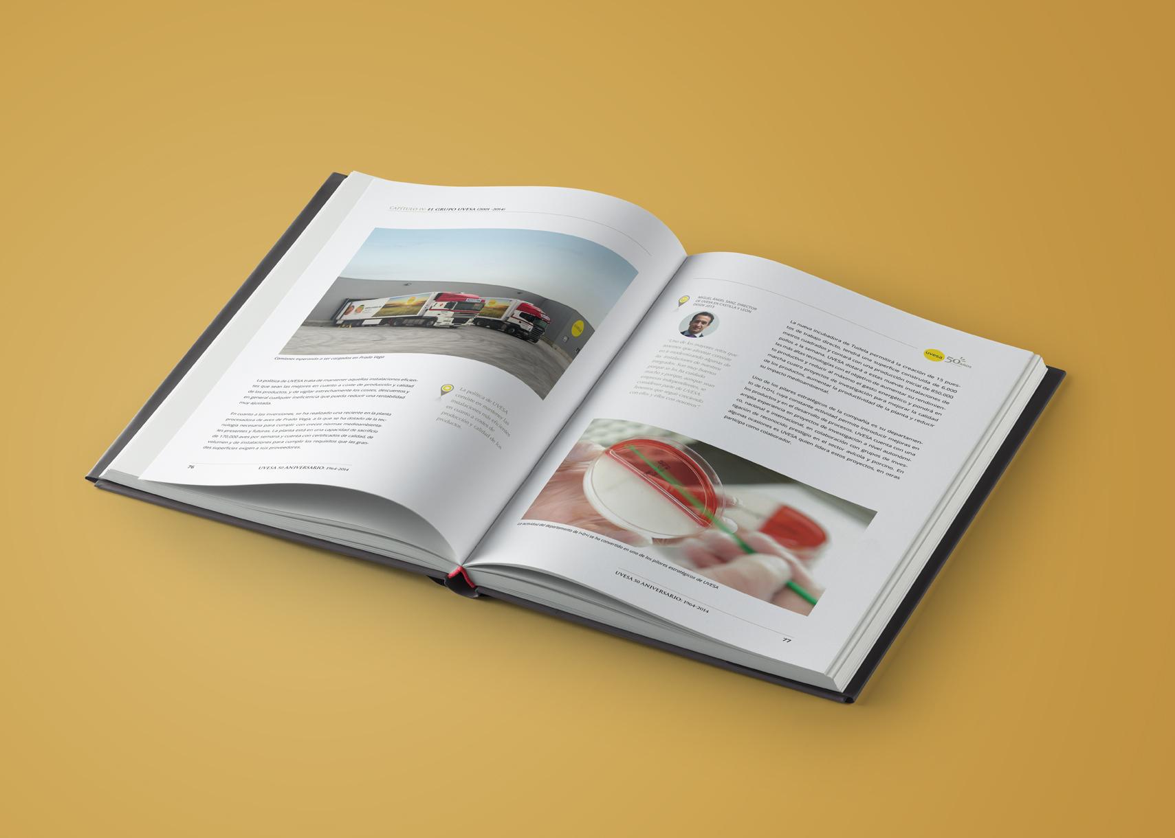 Libro UVESA 50 aniversario