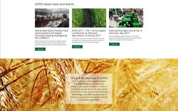 diseño web: Gates Project 2