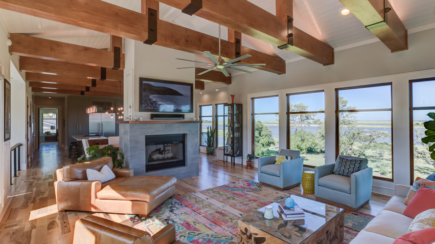 Nixon Living Room