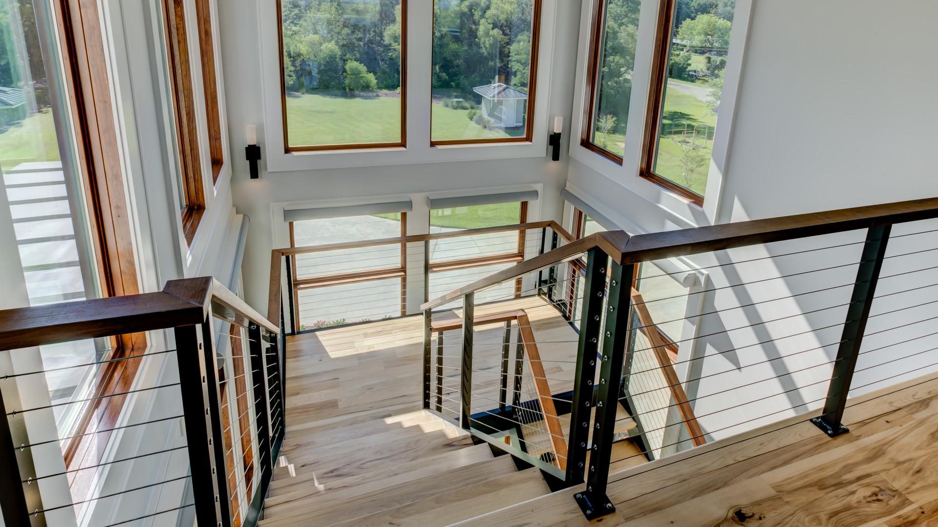 Nixon Stairs