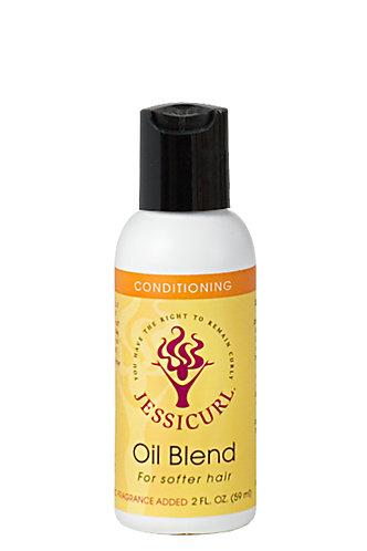 Jessicurl - Oil Blend for Softer Hair 59ml