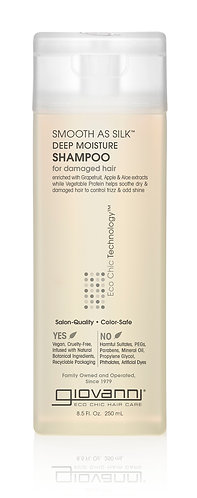 Giovanni Smooth As Silk Σαμπουάν 250ml