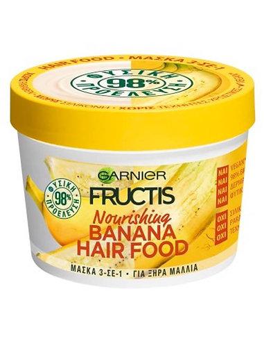 Fructis Hair Food Nourishing Banana 390ml