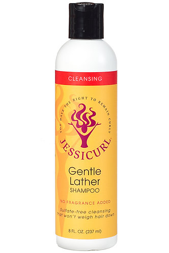 Jessicurl - Σαμπουάν Gentle Lather 227 ml