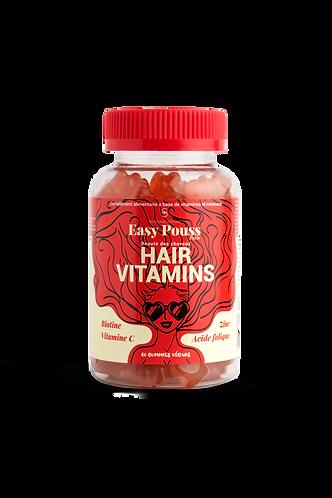 Easy Pouss - Hair Vitamins (60 jellybears)